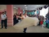 Первый танец Екатерины и Владимира Петрухиных