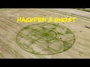 Crop Circle Ghost I Hackpen Hill 3 I Mavic 2 Pro