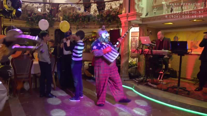 ФРИК ШОУ на Хэллоуин в ресторане АЗЕРБАЙДЖАН - HALLOWEEN SHOW