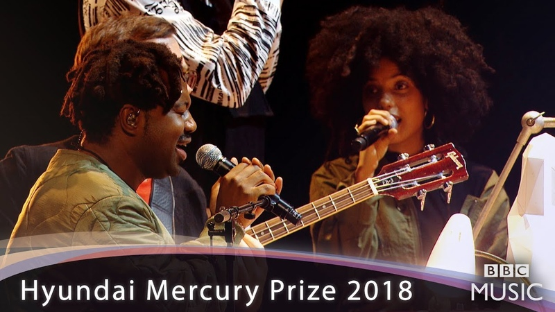 Everything Is Recorded - Close But Not Quite (Hyundai Mercury Prize 2018)
