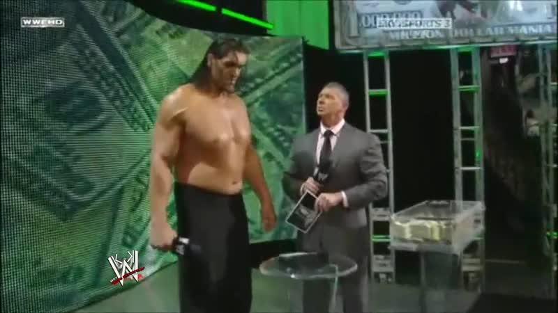 ШКК Старики №6: Понедельничный Раш 23.06.2008 (Встряска) - WWE Draft 2008