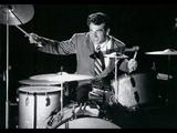 Gene Krupa - Benny Goodman Avalon - 1954
