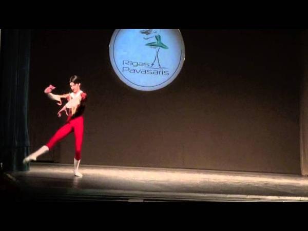 IX Bērnu un jauniešu starptautiskais horeogrāfijas konkurss RLB 26.04 2013 - 01333
