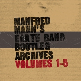 Manfred Mann's Earth Band альбом Bootleg Archives, Vols. 1-5