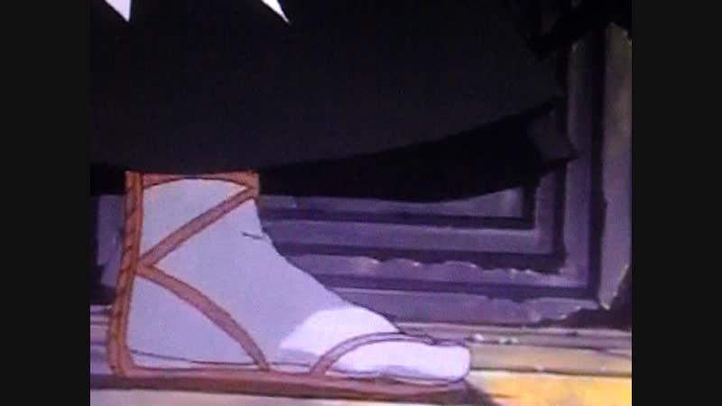 Отрывок из аниме Блич