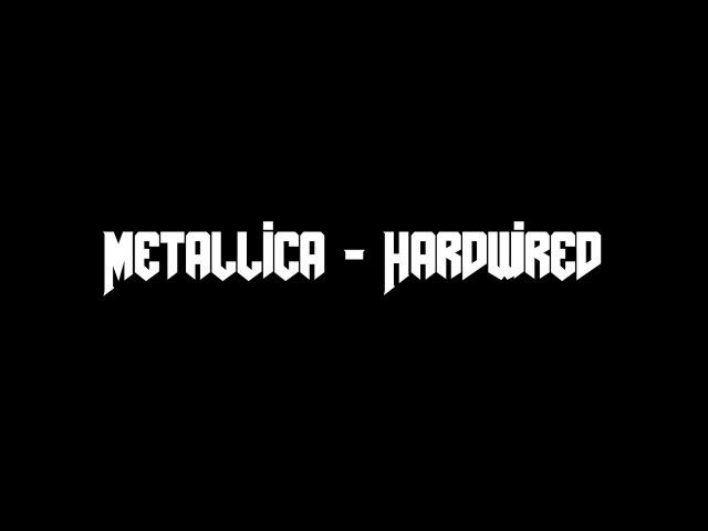Metallica - Hardwired / SOUNDS LIKE DOOM