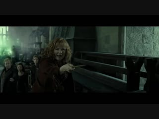 Molly weasley vs bellatrix lestrange 2019