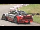 Fastest Hillclimb St-Ursanne - Les Rangiers 2014, Won by Werver, Porsche 997 and Faggioli, Norma M20