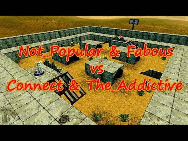 Not_Popular Fabous vs Connect The_Addictive | Tanki Online | Garder tandem | 2