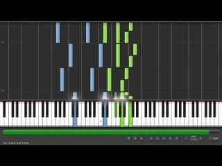 Ludovico Einaudi - Divenire (+download MIDI)
