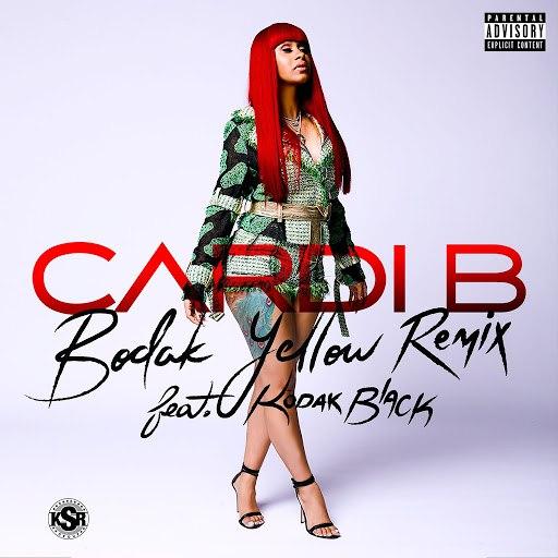 Cardi B альбом Bodak Yellow (feat. Kodak Black)
