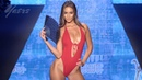 Luli Fama Swimwear Bikini Fashion Show SS 2019 Miami Swim Week 2018 Paraiso Fashion Fair