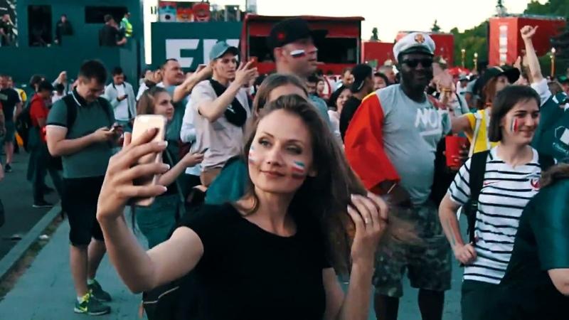 Фестиваль болельщиков на Воробьёвых горах | FIFA fan fest | no comments