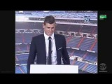 Gareth Bale Real Madrid Full Presentation At Santiago Bernabeu Full HD