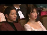 [2016 KBS 연기대상] 축하무대 거미 - You Are My Everything Descendants of the Sun OST @ KBS Drama Awards
