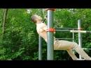 Вертикальное отжимание