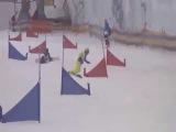 Родион 2 Кубок Федерации и Кубок Москвы по сноуборду в дисциплине параллельный слалом. 23-04-15