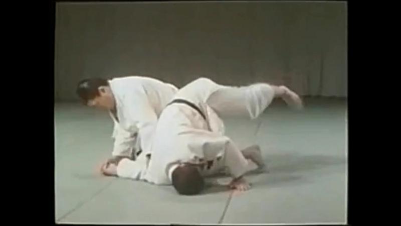 Ju Jutsu.Секигучи Син Син Рю Дзю Дзюцу.Базовая техника - 1.