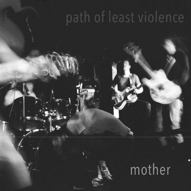 Mother - Path of least violence artwork