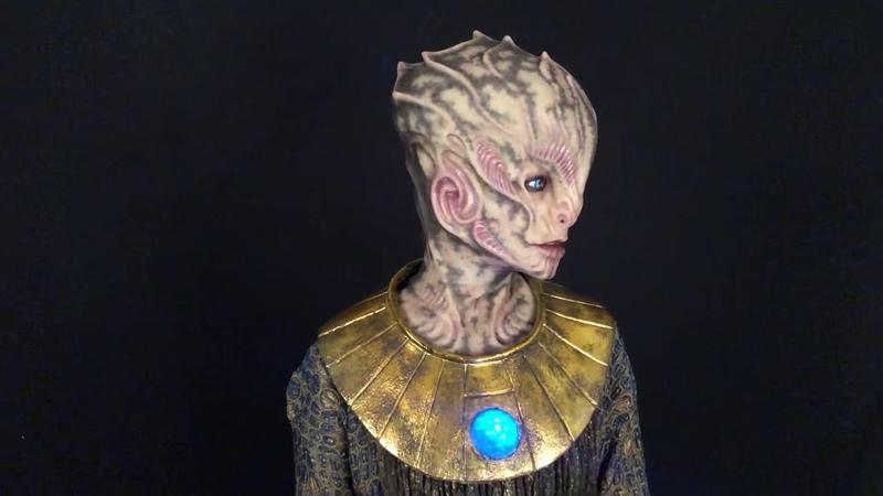 The Ambassador, flesh patterned variant