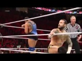 WWE Raw 5 14 12 CM Punk and Santino Marella vs Daniel Bryan and Cody Rhodes HD