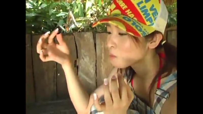 Видео SAYAKA KATOU - Ha Na Ma Ru l Nude only No sex scenes школьница teen Gravure Idol японка эротика retro soft porn JAV swimsu