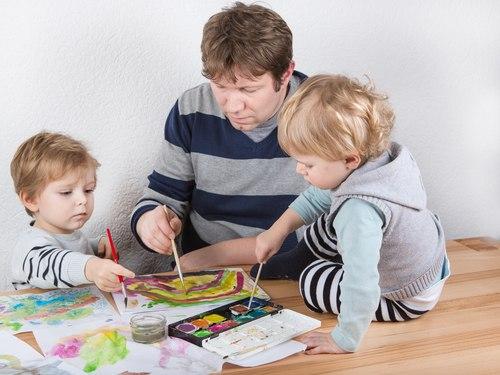 Как развлечь ребенка