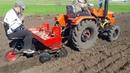 Картофелесажалка - Автоматизация посадки картофеля