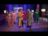 Zayn and Louis Takeover : 1DDay Desi Indian Style Dance (w/Scott Mills)