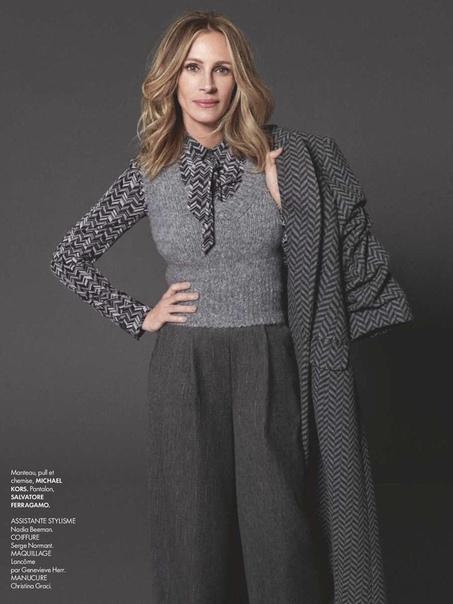Julia Roberts for Elle