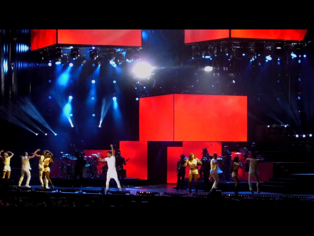 Ricky Martin - The cup of life (26.05.2017 Valencia)