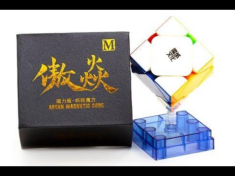 Обзор MoYu AoYan Skewb Magnetic
