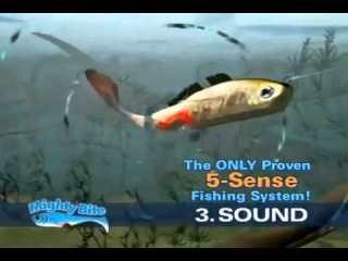 Mighty Bite Fishing Lures TV Commercial