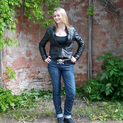 Аня Сильченко, 22 июля , Санкт-Петербург, id6182618