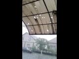 Град шторм в ршав, Украна 12 06 2018 Large Hail Storm in Irshava