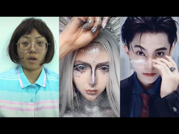 Face Transformation Challenge in Tik Tok China