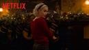 O Mundo Sombrio de Sabrina Um conto de inverno l Trailer Oficial HD Netflix