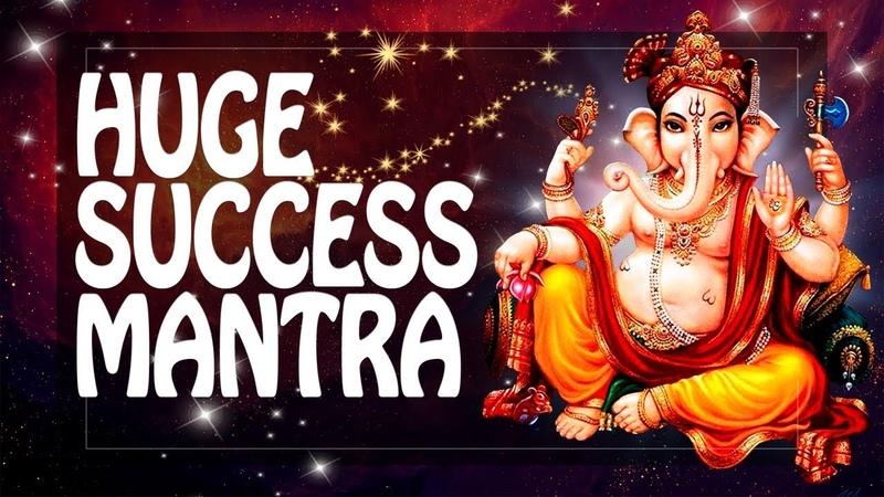 Huge Success mantra of Three Gods - Ganesha Shiva Gaytri mantra 2019 pm