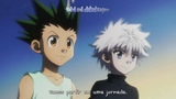 ALL HUNTER X HUNTER 2011 ENDINGS (1-6) (ORIGINAL VER.)
