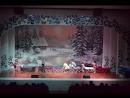 Новогодний концерт Полярный экспресс в Баренцбурге. 2018