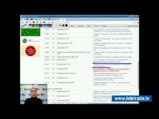 Юлия Корсукова. Украинский и американский фондовые рынки. Технический обзор. 27 октября. Полную версию смотрите на www.teletrade.tv