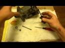 Доработка стартера TOYOTA с консольным бендиксом для привода насоса НШ