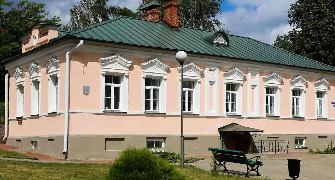 Дом Петра в Полоцке