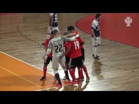 Liga Sport Zone, 4.ª jornada: Benfica 5 - 1 Fundão