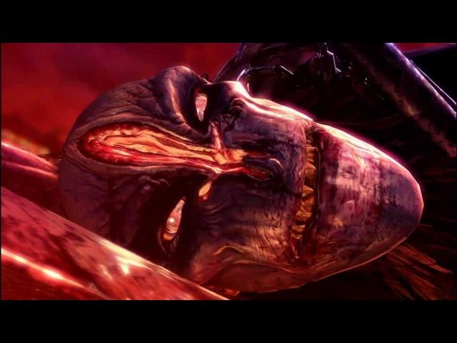 Прохождение DMC: Devil May Cry - Миссия 1 — Обнаружен / Босс: Охотник