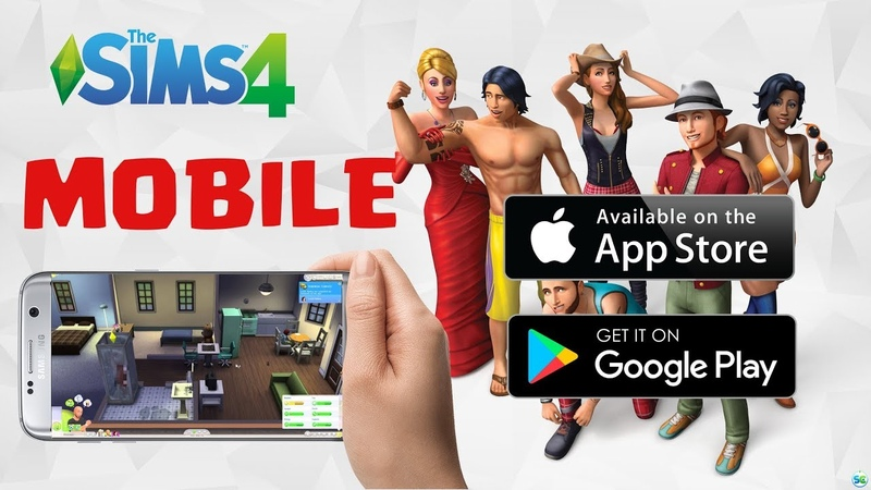 The Sims 4 Android iOS (The Sims 4 Mobile with Gameplay)
