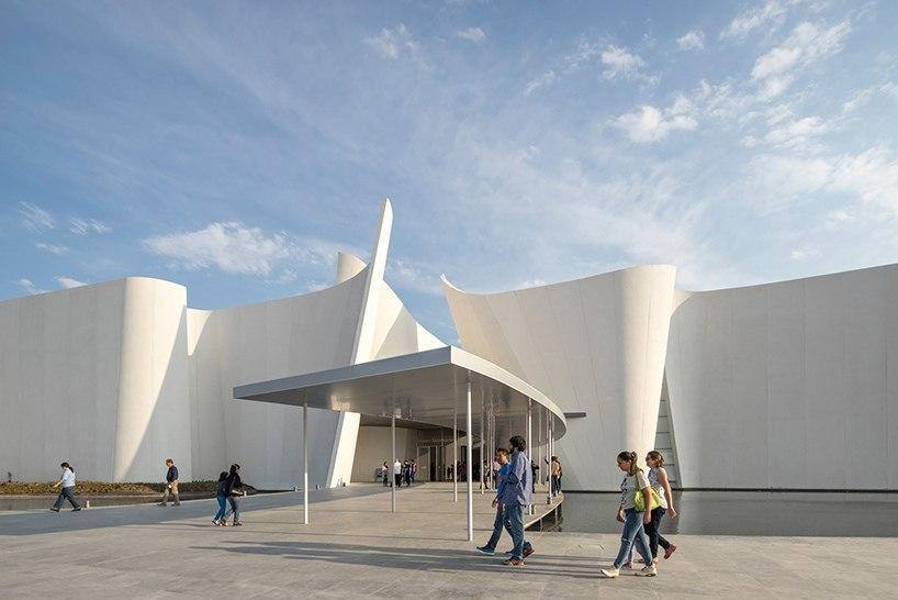 Тойо Ито , музей скульптур в Мексике, посвященный искусству барокко
