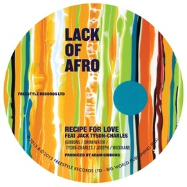 Lack Of Afro альбом Recipe for Love (feat. Jack Tyson-Charles)