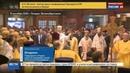 Новости на Россия 24 Митрополит Иларион в Успенском соборе в Лондоне собрались несколько тысяч прихожан