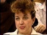 Любовь Захарченко в ТВ-программе